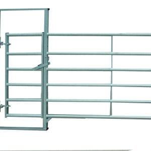 1525mm 6 Rail Mobile Cattle Hurdle