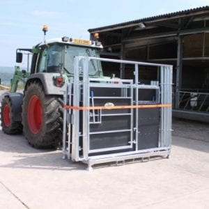 RoteX Portable Cattle Handling