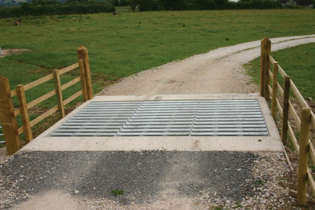 Cattle Grids Domestic And Farm Entrance Cattle Grids