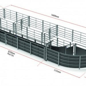 fixed cattle handling